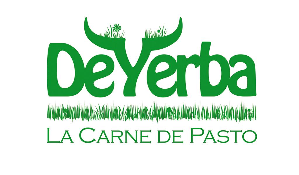 La Carne de Pasto Logotipo creado por FabricaNet