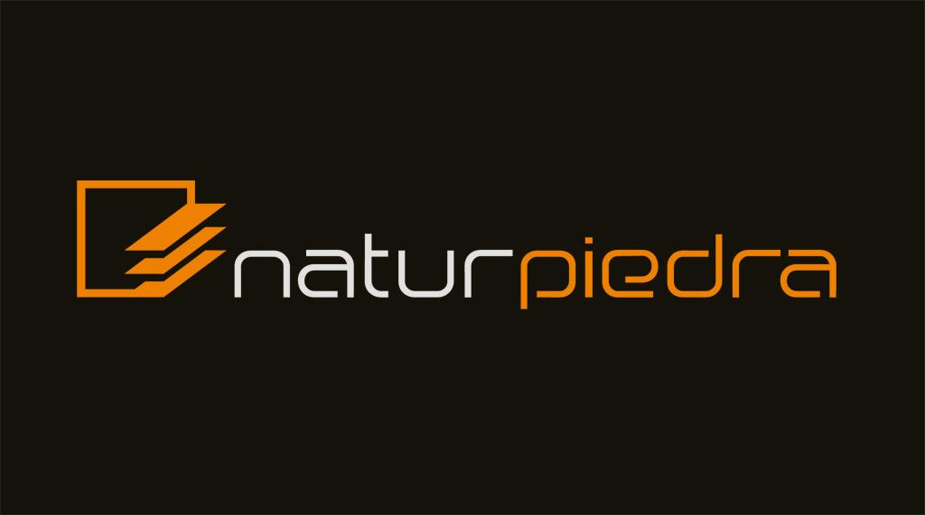 Creación de logotipo de Naturpiedra