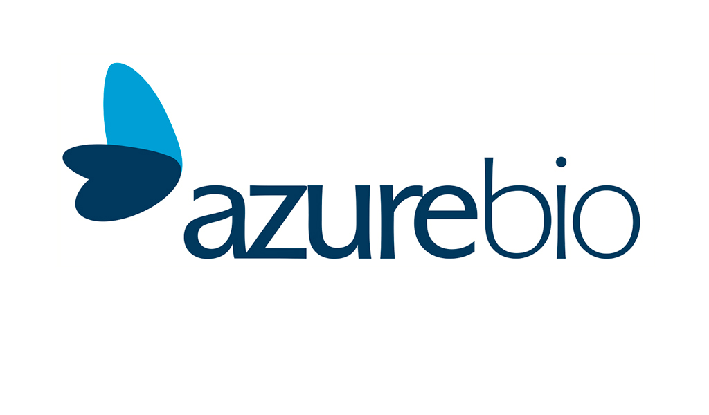 Realización de logotipo | Azurebio