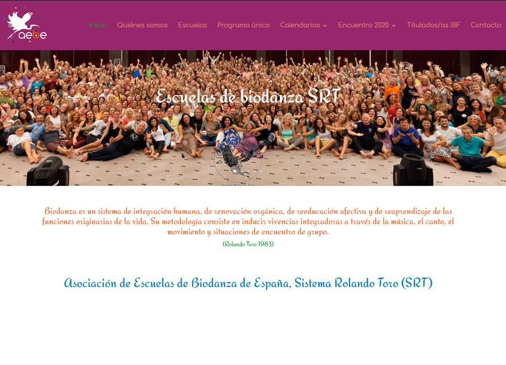 Escuelas de Biodanza SRT