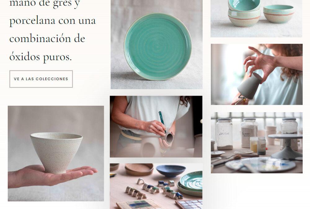 DCLAY STUDIO, Cerámica artesanal, tienda online
